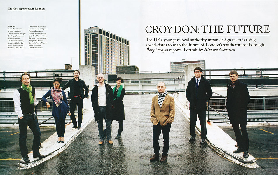 Urban Planners, CroydonArchitects Journal