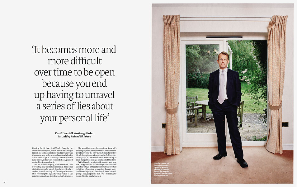 David LawsFinancial Times Magazine