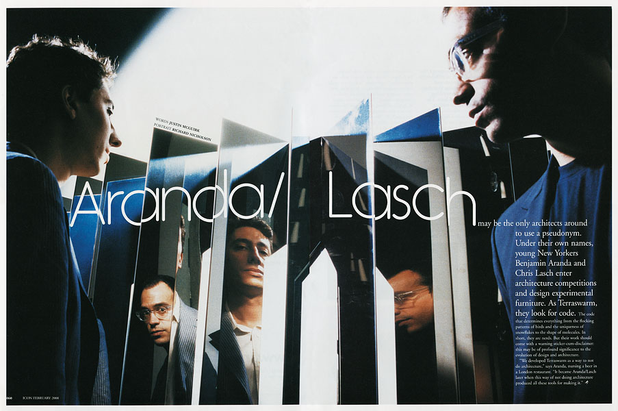 Aranda/LaschIcon