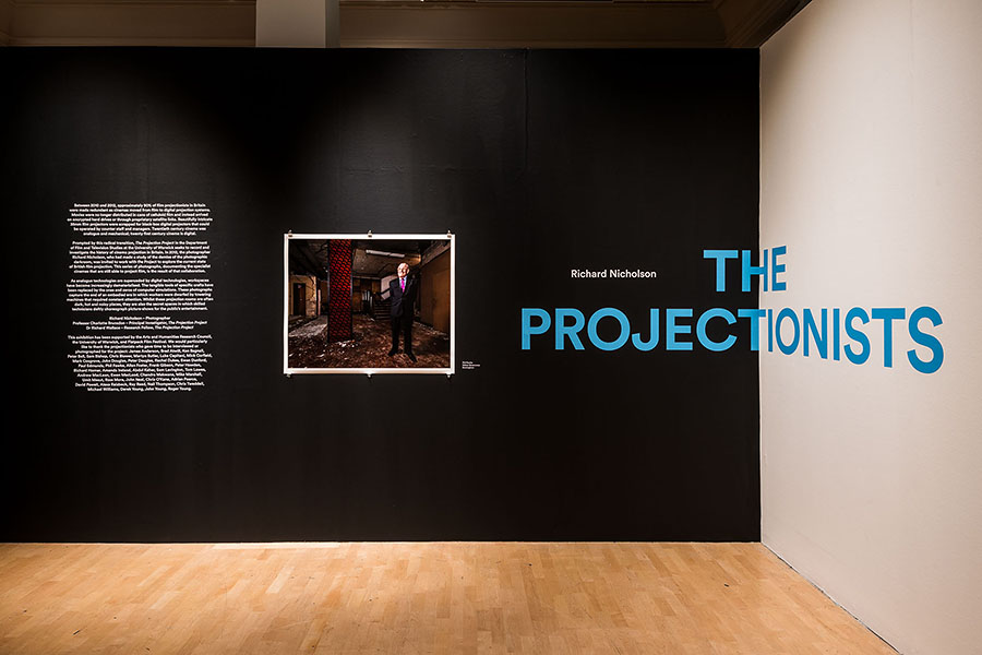 The Projectionists - Birmingham Museum and Art Gallery, 2016
