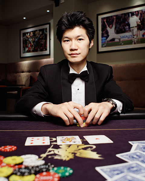 Jon Liu, fund manager