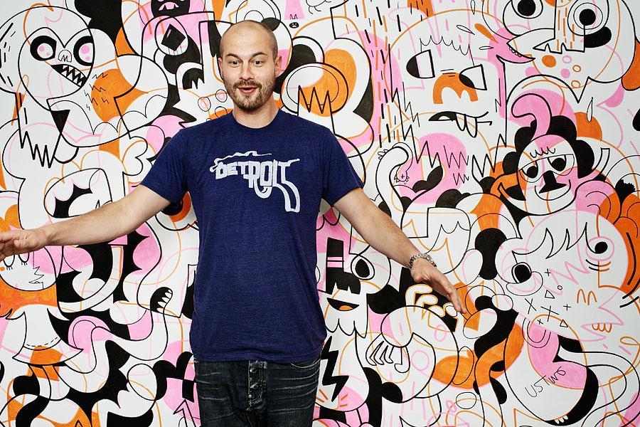 Matt Mills, app developer