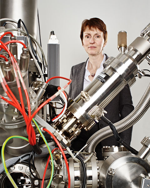 Helen Sharman, chemist / former astronaut