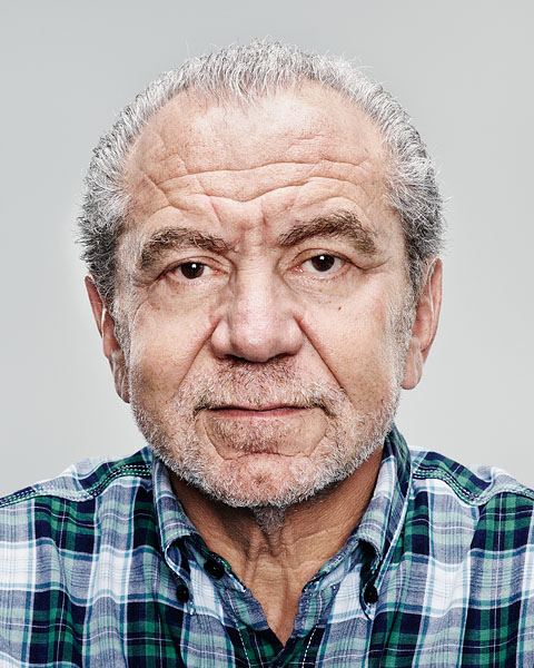 Lord Sugar, businessman / gameshow host